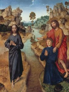 Ecce Agnus Dei, about 1462/64 by Dieric Bouts