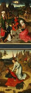 Last Supper Triptych, Right-Hand Panel by Dieric Bouts