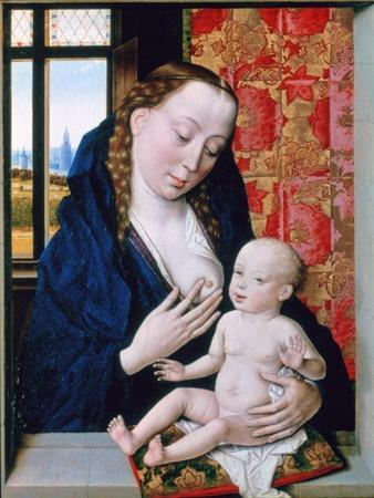 Mary and Child, C1465