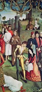 The Justice of the Emperor Otto: the Execution of the Innocent Man, 1473-75 by Dieric Bouts