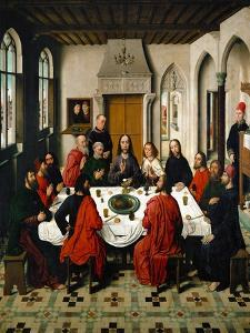The Lords Supper by Dieric Bouts
