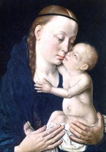 Virgin and Child, 15th Century by Dieric Bouts