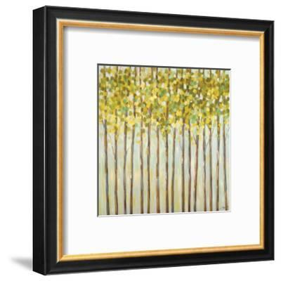 Different Shades of Green-Libby Smart-Framed Giclee Print