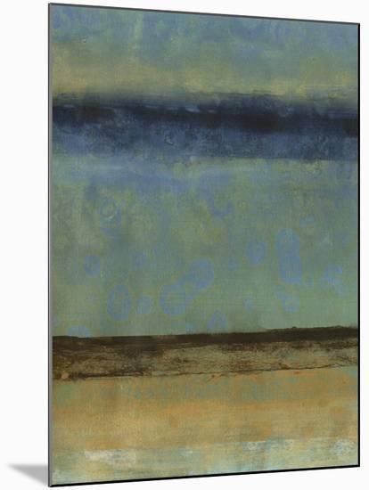Diffused Light VI-W. Green-Aldridge-Mounted Art Print