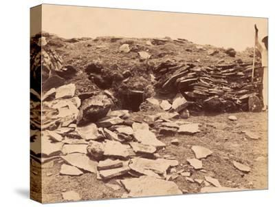 Digging Graves and Ruins on Easter Island