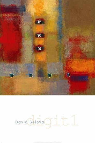 Digit I-David Belova-Art Print