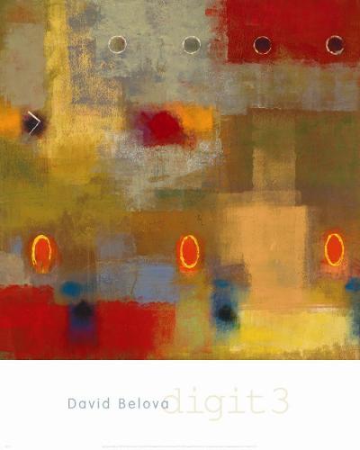 Digit III-David Belova-Art Print