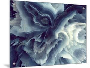 Digital Agate - Blue