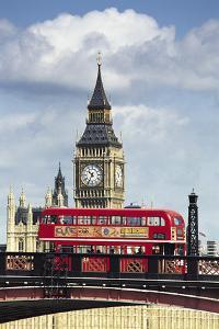 Big Ben, London, England, UK by Digital Vision.