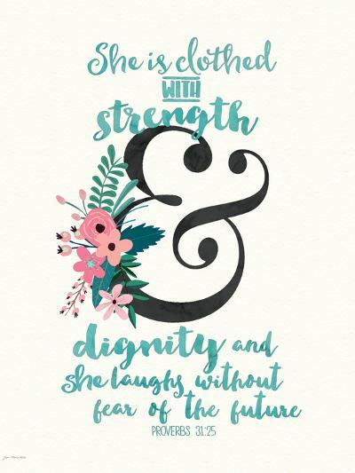 Dignity and Strength-Jo Moulton-Art Print