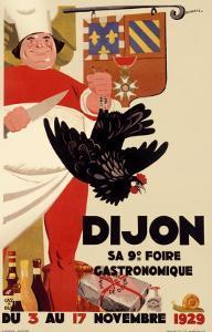 Dijon Gastronomique Culinary Exhibit