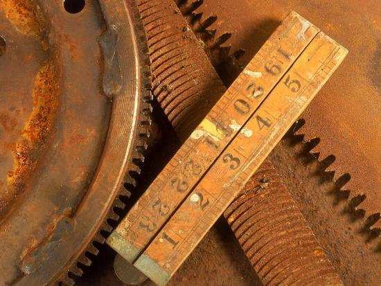 Dilapidated Work Tools-Terry Why-Photographic Print