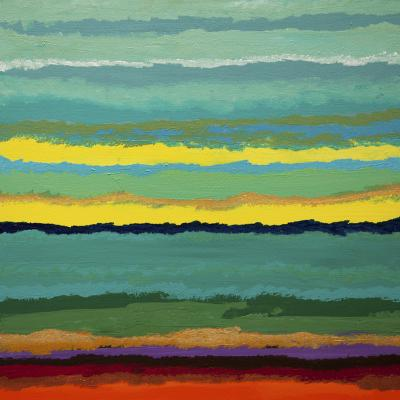 Dimension 1-Hilary Winfield-Giclee Print