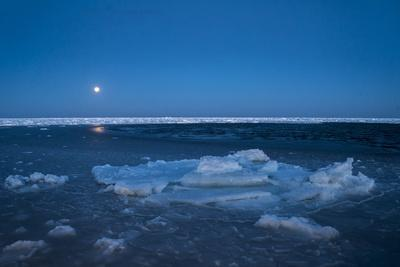 Diminishing Pack Ice in the Gulf of Saint Lawrence-Cristina Mittermeier-Photographic Print