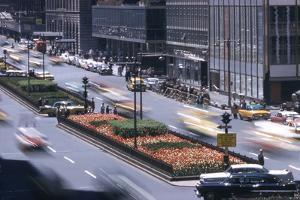 Park Avenue, New York City by Dimitri Kessel
