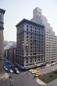 Unidentified Building in New York City by Dimitri Kessel