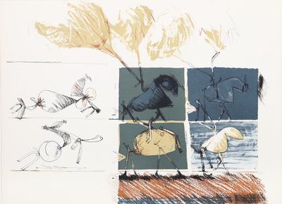 Untitled - Horse Study