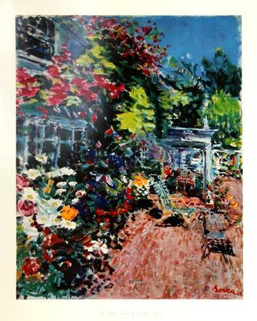 The Flower Terrace