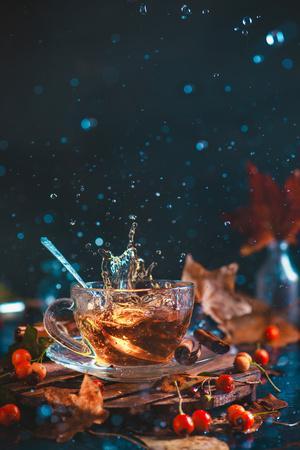 Autumn Teatime