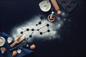 Baking For Stargazers (Big Dipper) by Dina Belenko