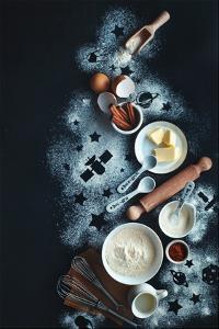Baking For Stargazers by Dina Belenko