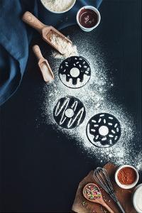 Baking Recipe: Donuts by Dina Belenko