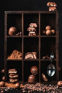 Chocolate Collection by Dina Belenko