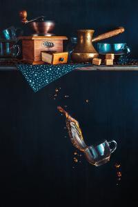 Coffee from the top shelf by Dina Belenko