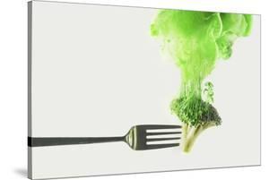 Disintegrated Broccoli by Dina Belenko