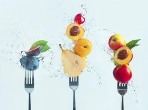 Making Fruit Salad by Dina Belenko