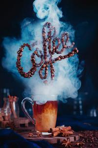 Smell the Coffee by Dina Belenko