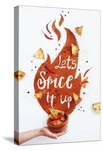 Spice It Up! by Dina Belenko