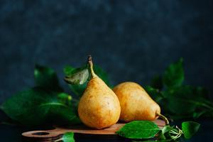 Still Life with Autumn Pears by Dina Belenko