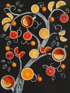 Teatime Tree by Dina Belenko