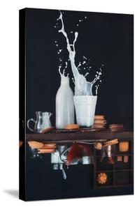Upside And Down Again (with Milk) by Dina Belenko