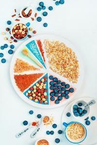 What's for breakfast? (with blueberry) by Dina Belenko