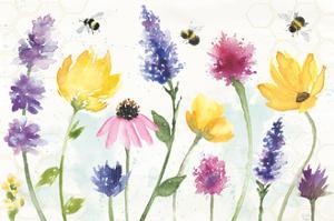 Bee Harmony I by Dina June