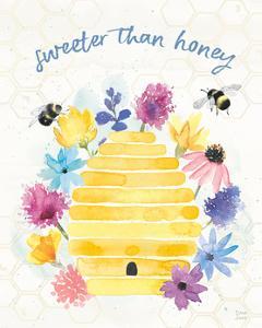 Bee Harmony V by Dina June