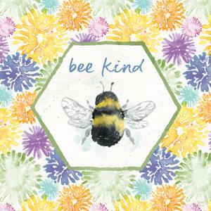 Bee Harmony VII by Dina June