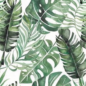 Paradise Petals Pattern IB by Dina June