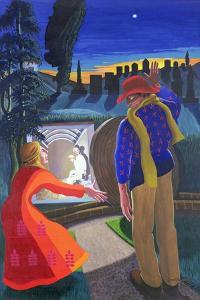 """""""Go to My Brothers and Tell Them"""", 2001 by Dinah Roe Kendall"""