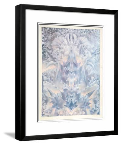 Dinav Lineae Stanning-Isaac Abrams-Limited Edition Framed Print