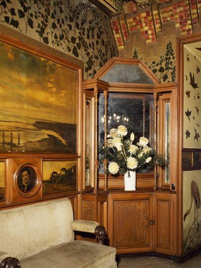Dining Room, Casa Vicens, Barcelona--Giclee Print