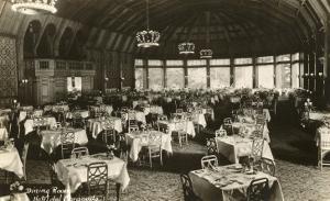 Dining Room, Hotel del Coronado, California