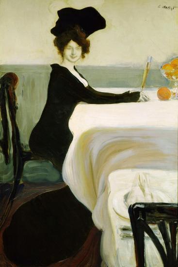 Dinner, 1902-Leon Bakst-Giclee Print