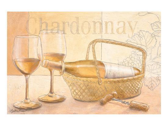 Dinner in Longueville-Bjoern Baar-Art Print