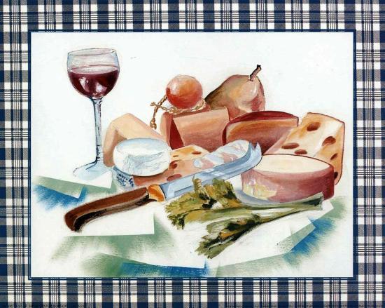 Dinner Is Ready-P. LaFont-Art Print