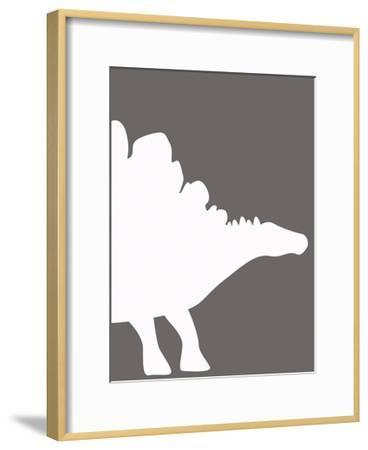 Dino 4-Taylor Greene-Framed Art Print