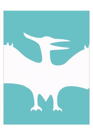 Dino Bird-Taylor Greene-Art Print