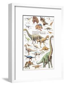 Dinosaurs, Jurassic Period